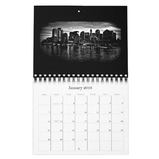 Calendar-Modern Boston Photography-1 Calendar