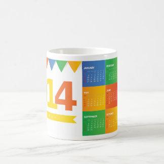Calendar Mug