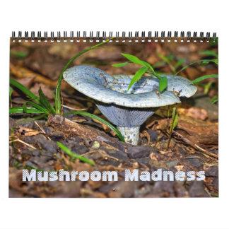 Calendar ~ Mushroom Madness