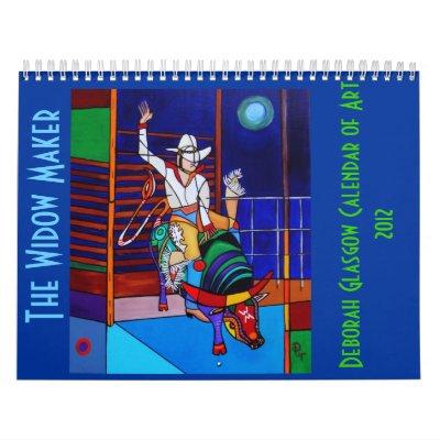 Calendar Of Art 2012