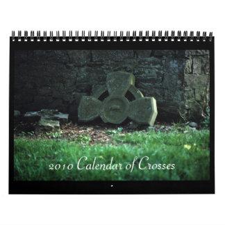 Calendar of Crosses Around the World
