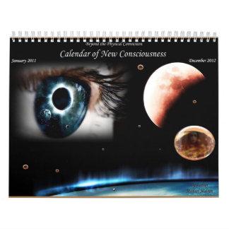 Calendar of New Consciosness