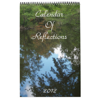 Calendar Of Reflections 2012