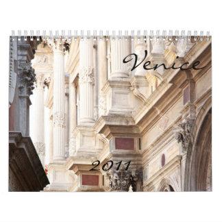Calendar of Venice, 2011