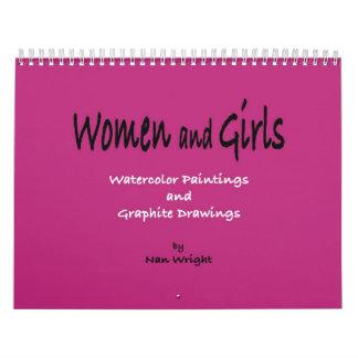 Calendar of Women and Girls