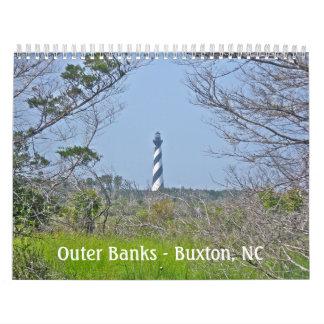 Calendar - Outer Banks - Buxton NC