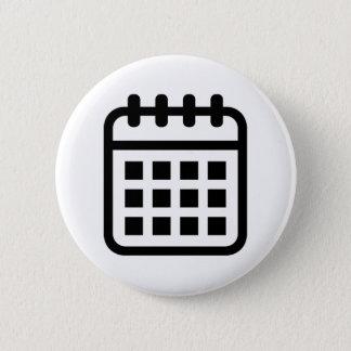 Calendar Pinback Button