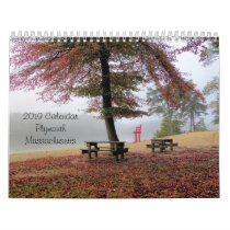 Calendar - Plymouth, Massachusetts