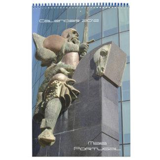 Calendar Portugal, Maia 2012