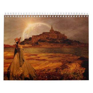 Calendar-Pure Fantasy