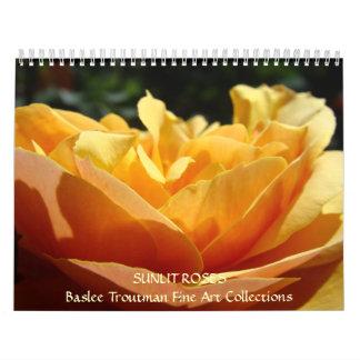 CALENDAR Roses Calendar Rose Flowers