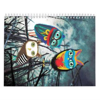 Calendar Rupydetequila 2013 Whimsical