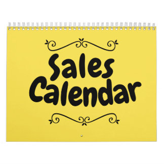 calendar sales force gift