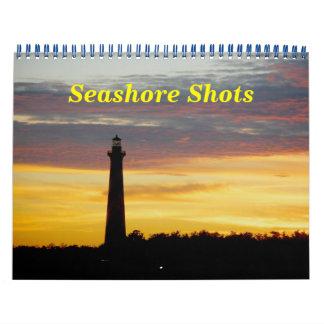 Calendar - Seashore Shots