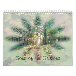 Calendar - Song of the Seasons