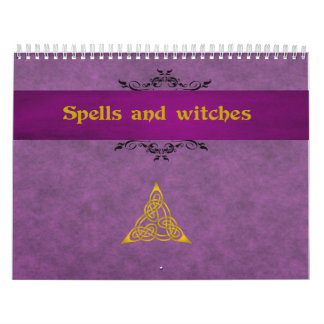 Calendar spells and witches
