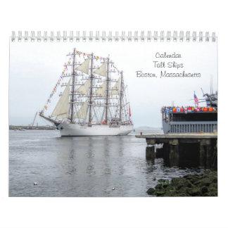 Calendar - Tall Ships Parade of Sails Boston