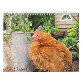 Calendar: The Chicken Chick's Flock Calendar