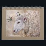 "Calendar with Vicki Sawyer Art<br><div class=""desc"">New art for 2015</div>"