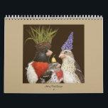 "Calendar with Vicki Sawyer art<br><div class=""desc"">art by Vicki Sawyer</div>"
