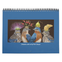 Calendar with Vicki Sawyer art #4