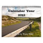 Calendar Year 2012, Bryan Fisher