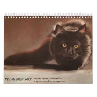 Calendar Zelmi Fine Art