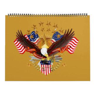 Calendario 13 placa 15 del personalizar del mes 20