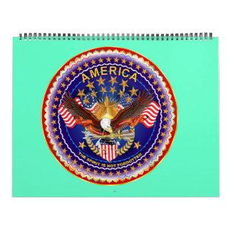 Calendario 13 placa 24 del personalizar del mes 20