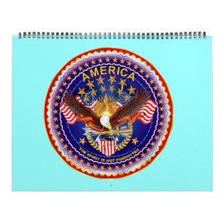 Calendario 13 placa 36 del personalizar del mes