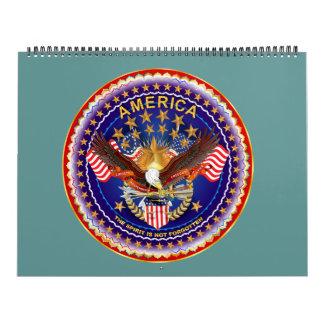 Calendario 13 placa 39 del personalizar del mes
