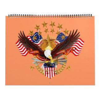 Calendario 13 placa 7 del personalizar del mes 201