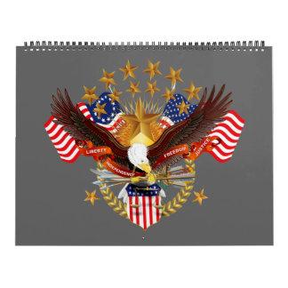 Calendario 13 placa 8 del personalizar del mes 201