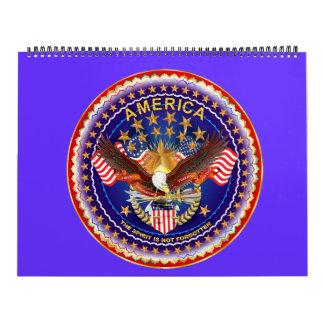 Calendario 13 placa del personalizar del mes 2012