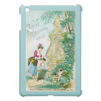 Calendario 1888 de las señoras del vintage