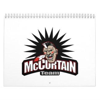 Calendario 2008-2009 del mac