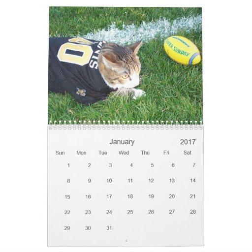 Calendario 2008 de Emma