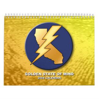 Calendario 2008 de GSoM
