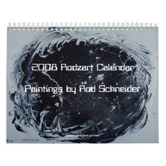 Calendario 2008 de Rodzart