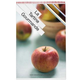 Calendario 2008 de Tartine Gourmande del La