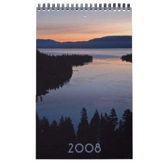 calendario 2008 del eWeaver