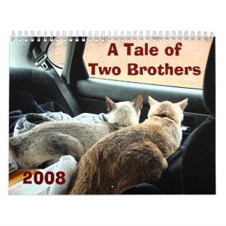Calendario 2008 del gatito