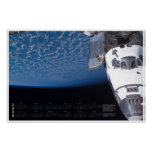 Calendario 2008 del transbordador espacial posters