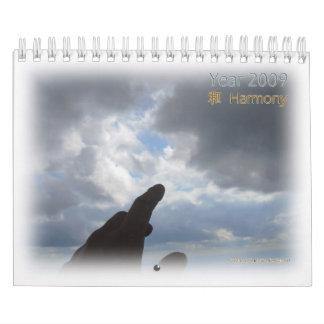 Calendario 2009. Armonía