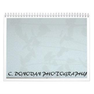 Calendario 2009 de C. Donovan Photography