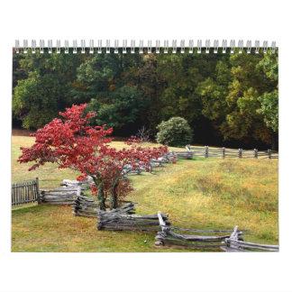 Calendario 2009 de la foto