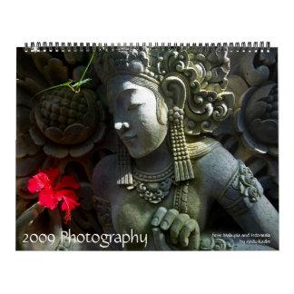 Calendario 2009 de la fotografía