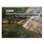 Calendario 2009 de la fotografía de la naturaleza