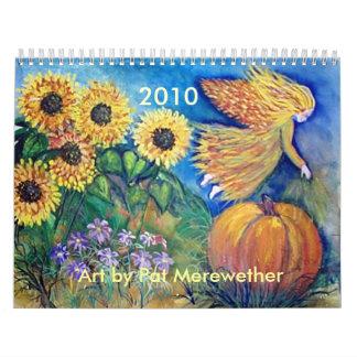 Calendario 2009 del arte