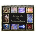 Calendario 2009 del arte de la fantasía